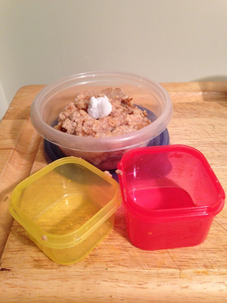 3 Day Quick Fix Oatmeal Serving